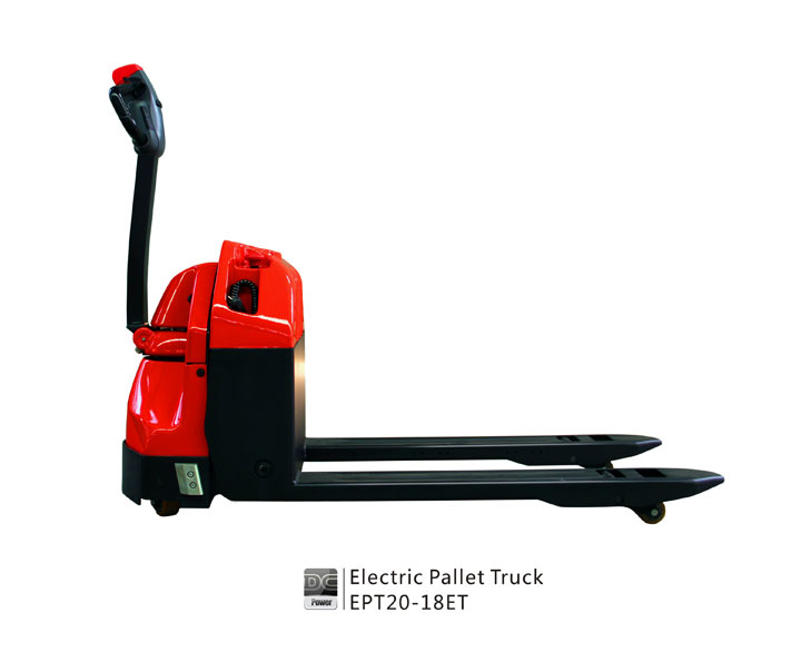 EP launches EPT20-18ET Electric Pallet Truck
