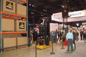 Big Joe Gears Up After Strong Showing at ProMat 2015