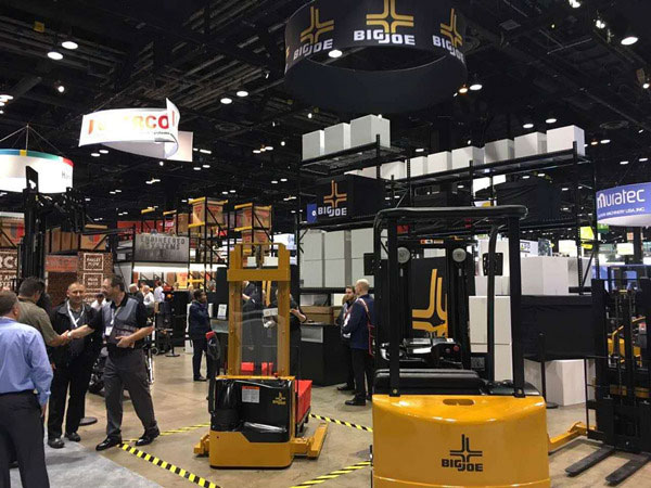 EP at Promat 2017