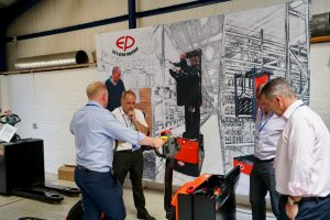 SHS Handling Dealer Day UK