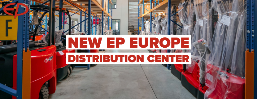 EP Europe Distribution center