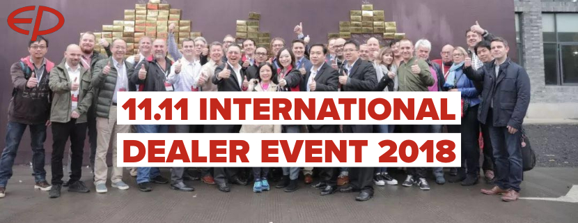 EP's International Dealer Event & Sales Record