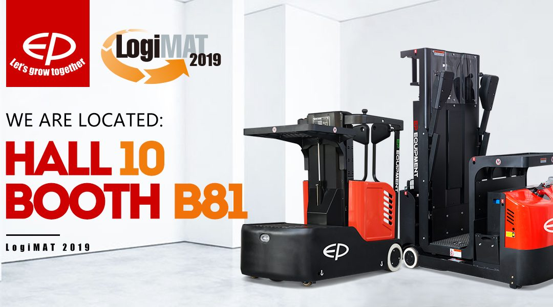 LogiMAT 2019 – it is all about Lithium Ion