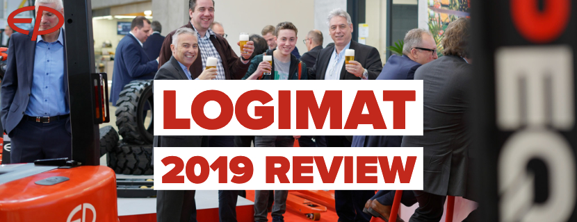 LogiMAT 2019 – review of a great trade show