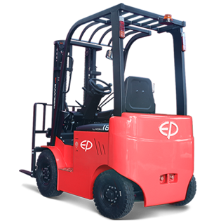 EP's Li-Ion Technology Electric Forklift