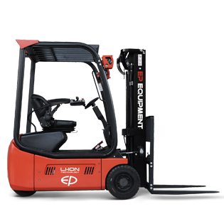 EP Equipment Electric Truck