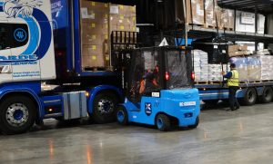 EP Equipment switches PalletXPress fleet from Diesel to Li-Ion