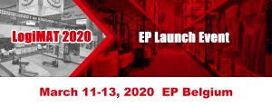 No Logimat - come to EP open dealer day from 11-13 March in Belgium