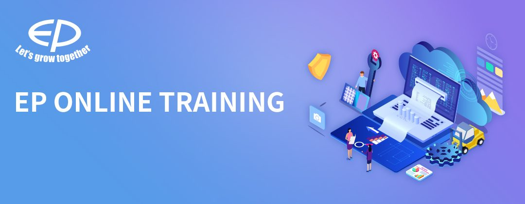 EP's Online Training