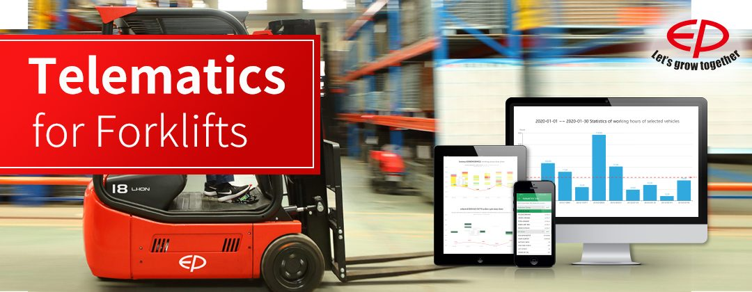Telematics for forklifts: How does it help to boost your business?