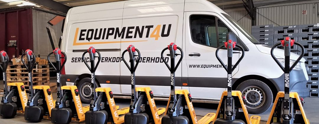Equipment 4U & Van Vliet Transport