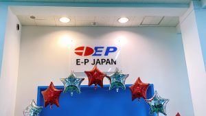 EP Japan Opens a New Showroom In Tokyo
