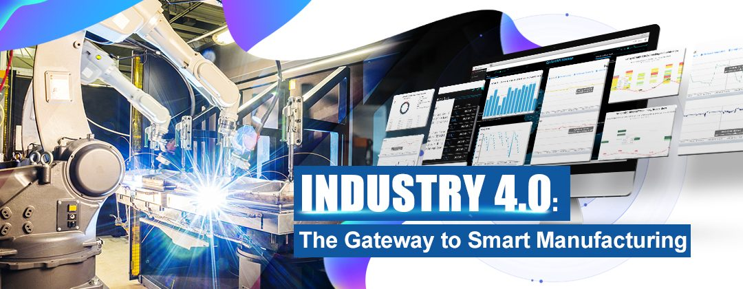 Industry 4.0: The Gateway to Smart Manufacturing