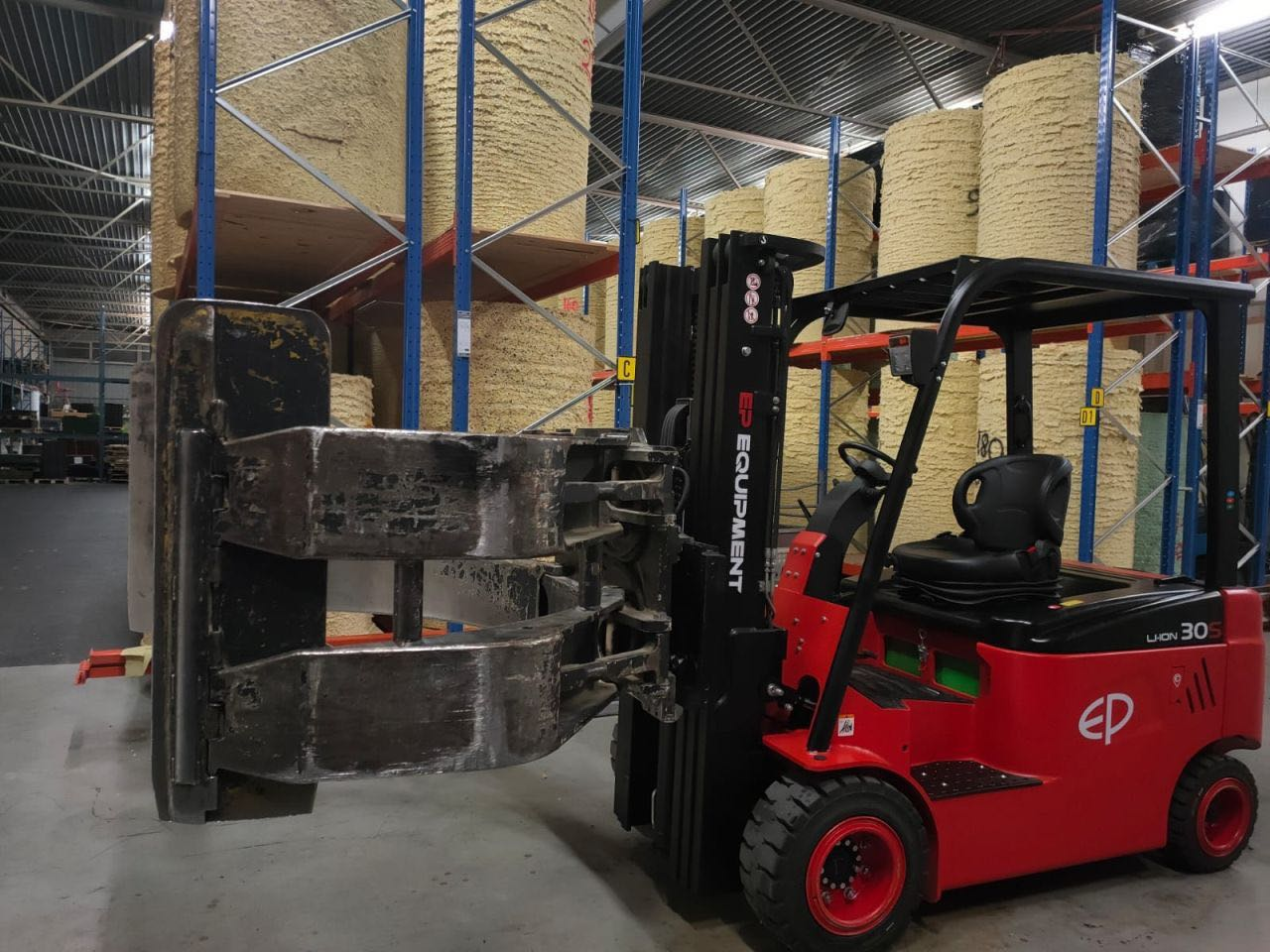 CPD15/20/30/35L1 Electric Forklift