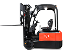 CPD18TV Electric Forklift
