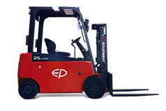 CPD25L2 Electric Forklift Four Wheel