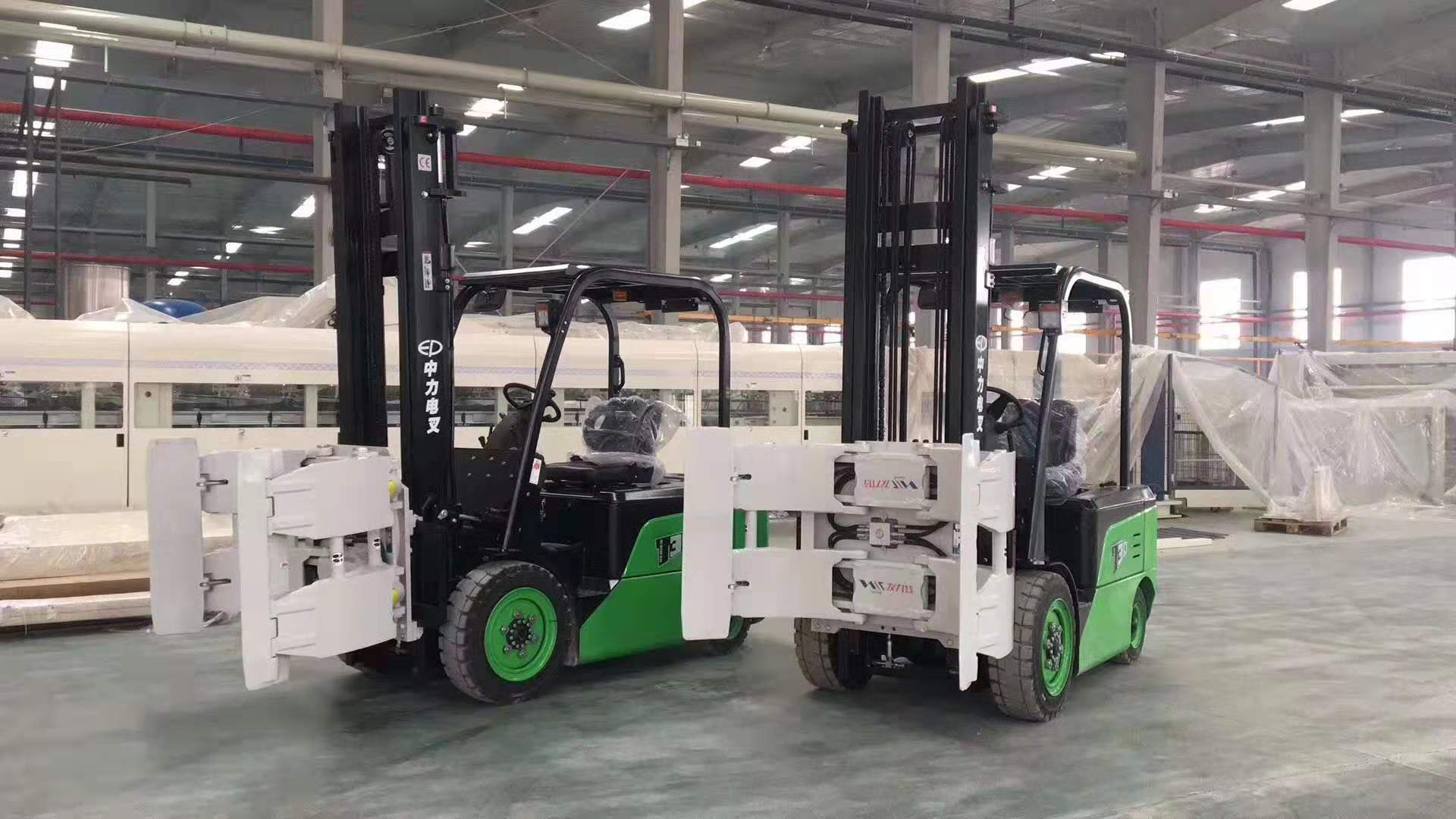 CPD Max-8 Series Electric Forklift
