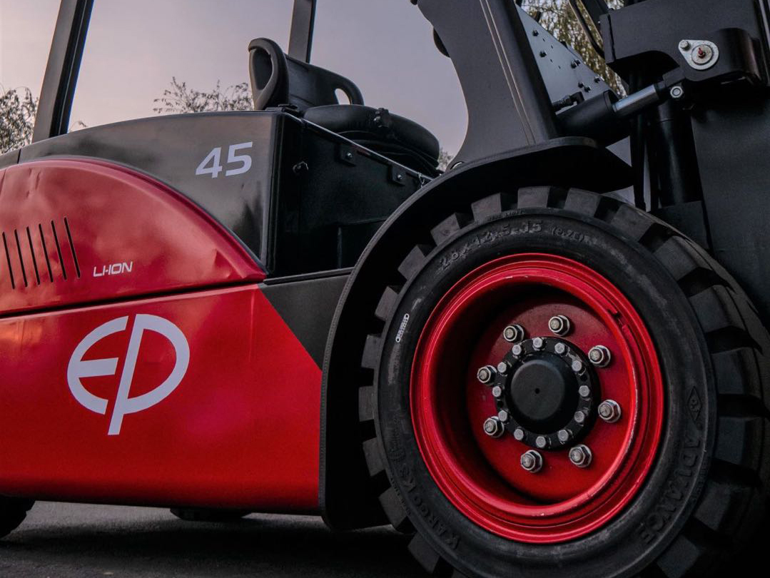 CPD45/50F8 Electric Forklift