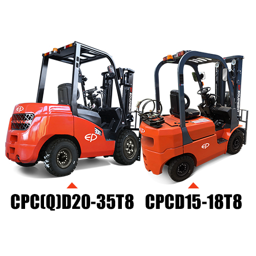 MAX-8 Series IC Engine Forklift