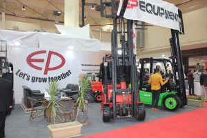 EP Had Great Turn-out at Cairo Handling Exhibition 2020
