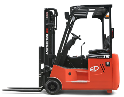CPD15LE Electric Forklift Truck