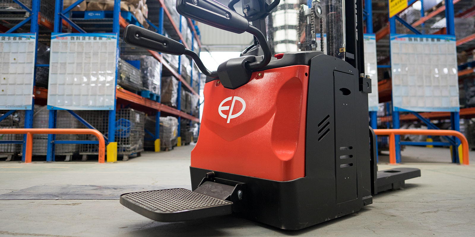 ES16-RS Electric Stacker
