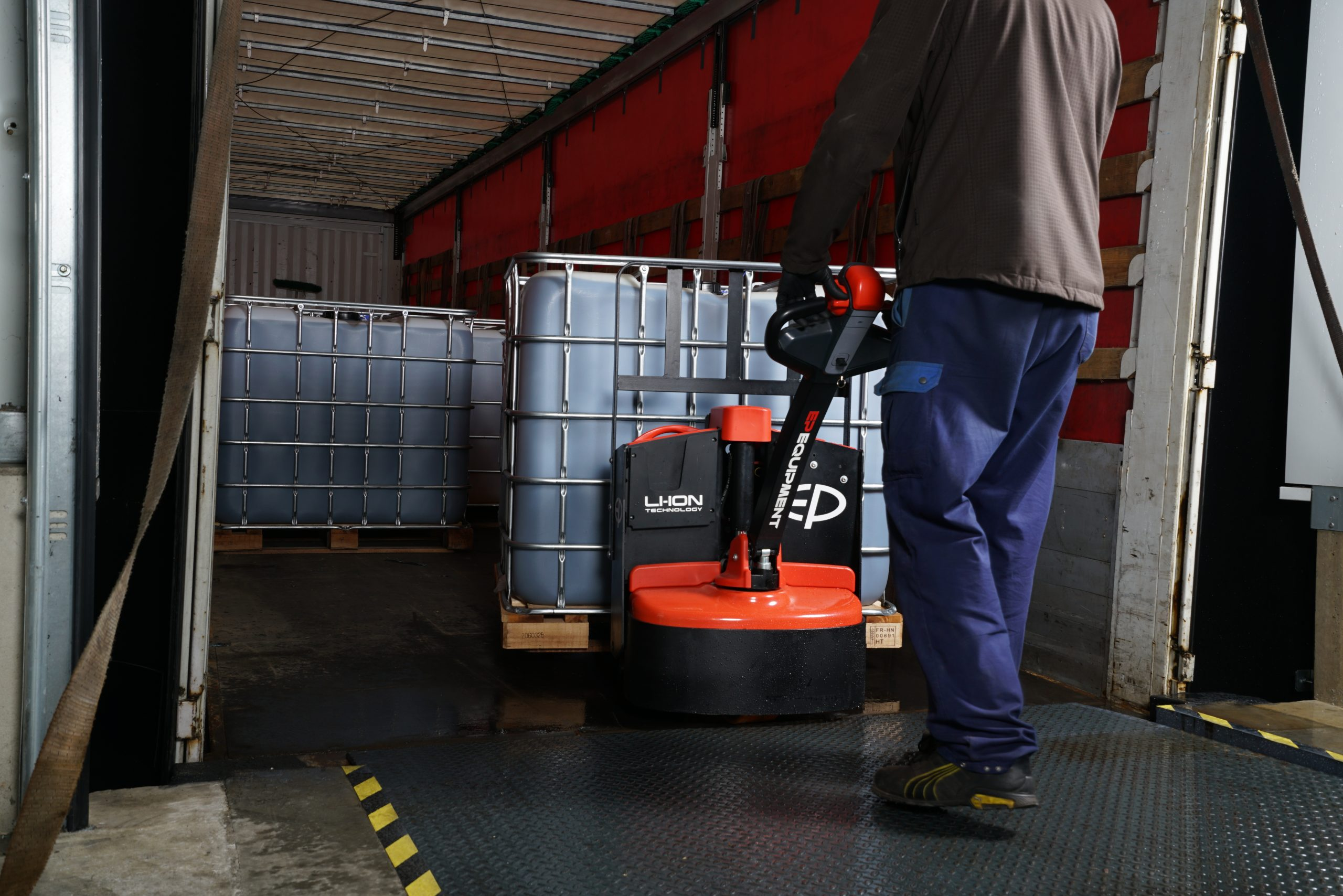 WPL201 Electric Pallet Truck