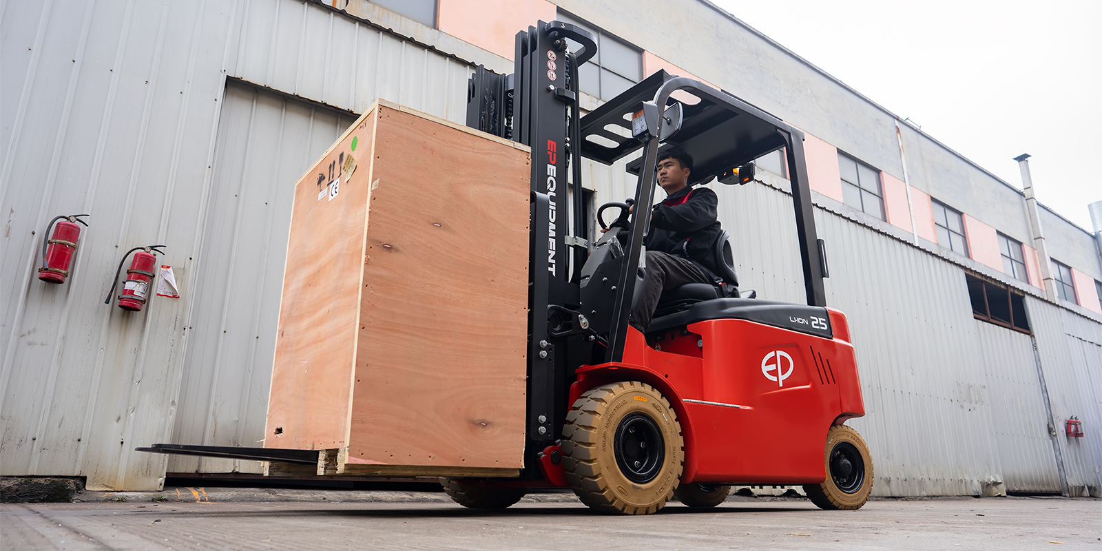 CPD25L2 Electric Forklift 2.5 T