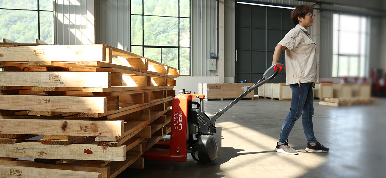 EPL153 Electric Pallet Truck