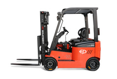 CPD25L2 Electric Forklift Dual Drive