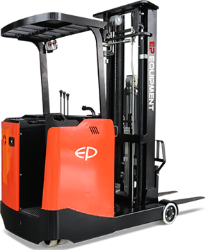 CQD15S Electric Stand-On Reach Truck