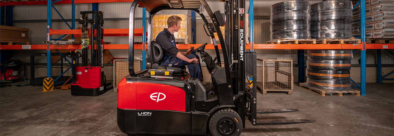 CPD18/20TV8 Electric Forklift