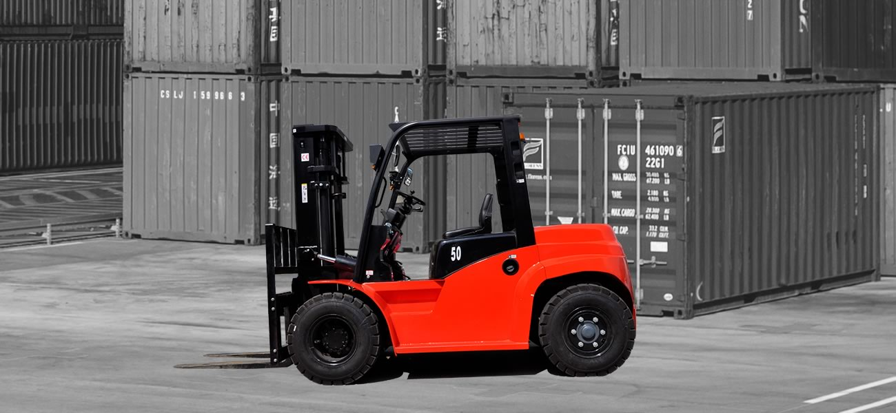 MAX-8 Series IC Forklift