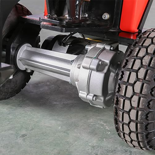 QDD10 Tow Tractor EP Equipment
