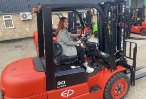 New Marketing and Community Manager- Katie Oakley joins EP EQUIPMENT