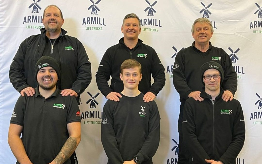 UK Dealer: Armill Lift Trucks On Their EP Experience