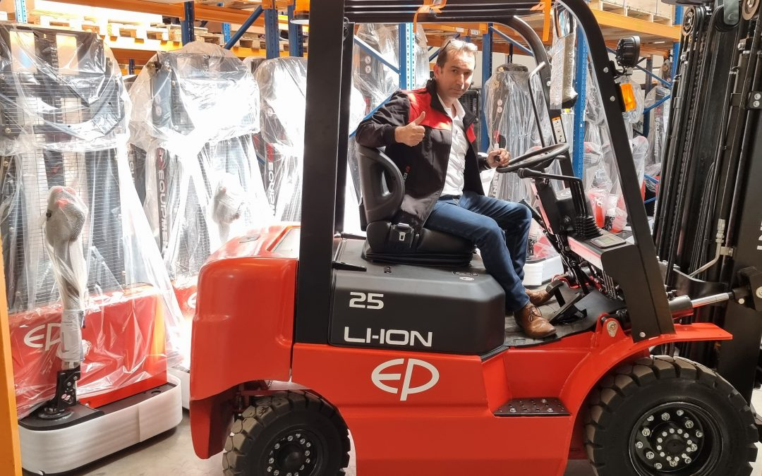 EP Welcomes New Regional Sales Manager For France – Christophe Gemain