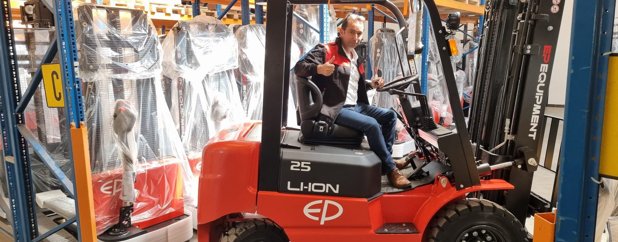 EP Welcomes New Regional Sales Manager For France - Christophe Gemain