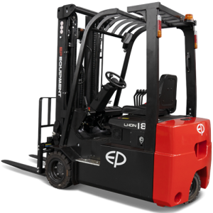 CPD18TVL electric counterbalance forklift
